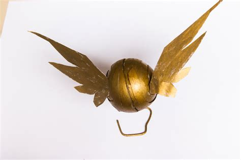Golden Snitch Origami - golden snitch origami instructionsgolden snitch origami