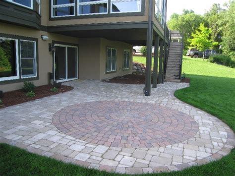 diy paver patio difficulty backyard paver ideas large and beautiful photos photo