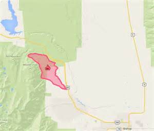 map of of california cuses in california causes evacuations wildfire today