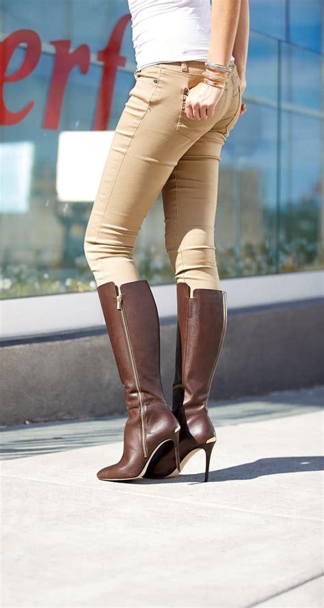 make a stylish statement in these fierce feminine michael michael kors quot clara quot boots fall