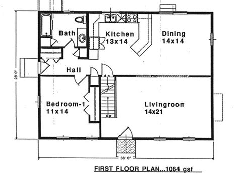 Colonial Saltbox House Plan 94007 House Plans Salts And Colonial Saltbox House Plans
