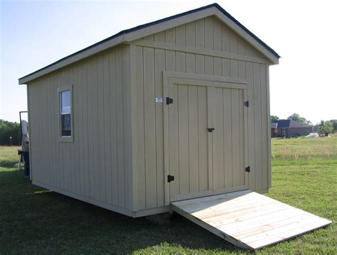 Temporary Shed by Sturdi Portable Buildings
