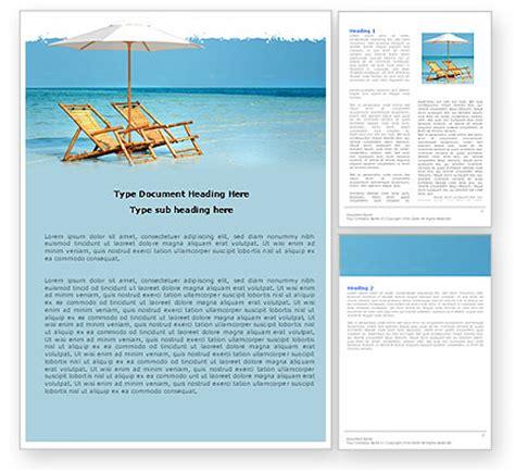 beach bench word template 05791 poweredtemplate com