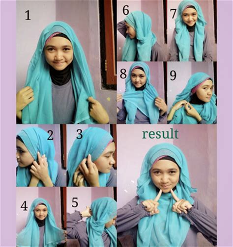 video tutorial hijab terbaru video tutorial hijab modern segi empat terbaru