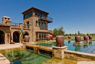 mediterranes badezimmer 4188 a tuscan villa 1 mediterran pools orange county
