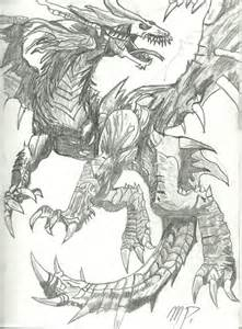 Dragon drawing by mattheau on deviantart