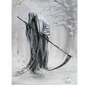 90 Nine Tattoo Designs  Grim Reaper