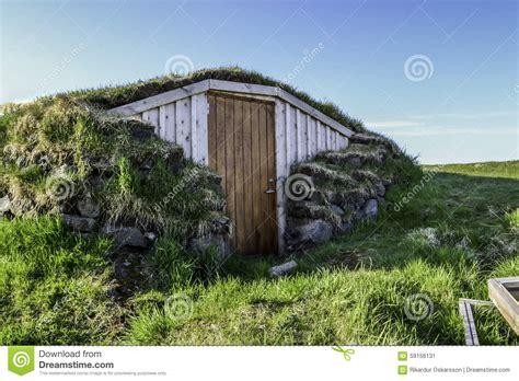 Storage Hut Storage Hut Stock Photo Image 59156131