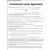 Click On The Download Button And Make This Commercial Lease Agreement