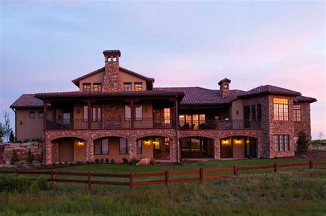 Tuscan Farmhouse Plans by Luxury Tuscan Home Plans Home Design 161 1041