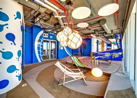 google design war room google s new tel aviv headquarters sourceyour so you