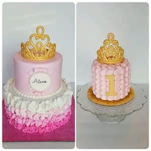 pink amp gold princess cake cakecentral com