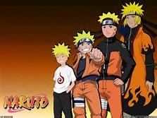 Naruto Shippuden as Adults