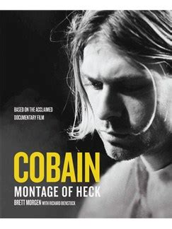 biography of kurt cobain book kurt cobain montage of heck biography books about