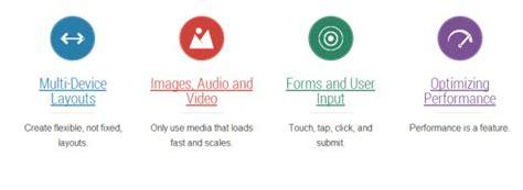 google design fundamentals google web fundamentals free handbook for multi device