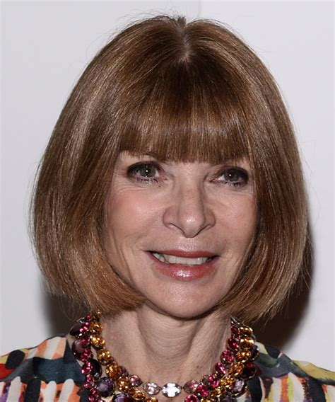 hairstyles for women over 50 witch slenderizes your face anna wintour haircut bob haircuts models ideas