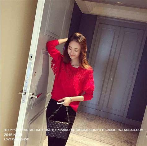 Baju Banduan Warna Merah baju atasan warna merah simple 2016 jual model terbaru murah