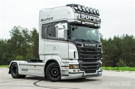 used scania r 500 tractor units year 2011 price 50 515