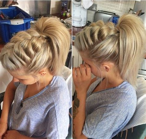 Braided Hairstyles On by 25 Best Ideas About Braided Hairstyles On