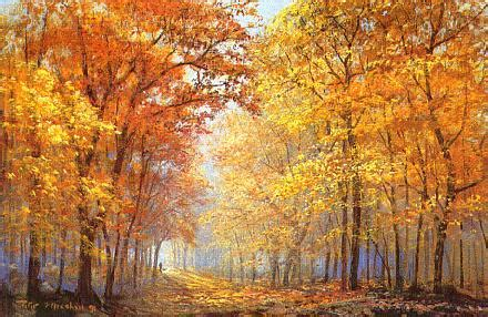 Pohon Pohonan Cemara autumn musim gugur ingatkan danau toba