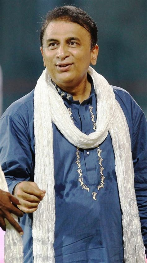 sunil gavaskar biography in english conflict of interest in indian cricket indiatimes com