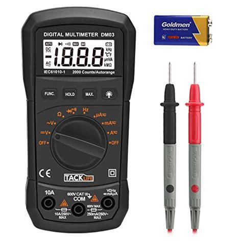 Multimeter Digital Multitester Digital Maxpower digital multimeter tacklife dm03 auto ranging electronic voltage multi meter volt ohm diode
