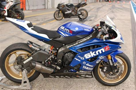 Schnellste 600er Motorrad by Yamaha R6 Skm Modellnews