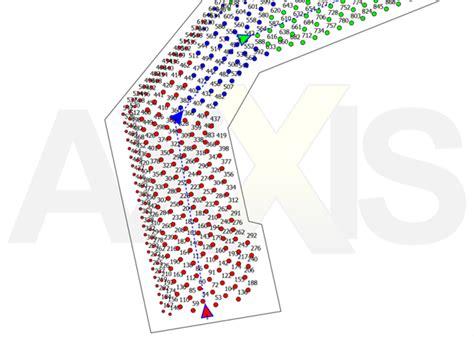 blast pattern design software advanced initiating systems ltd axxis detonators