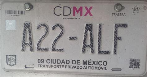 ultima fecha para pagar placas de autos 2016 placas de autos de m 233 xico y otras cos 999 as nueva imagen