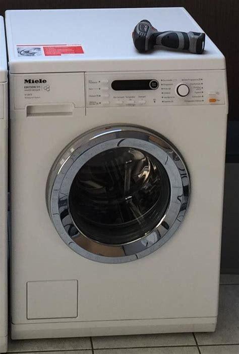 Miele Waschmaschine W 5873 Wps 2608 by Miele Wps Kaufen Gebraucht Und G 252 Nstig