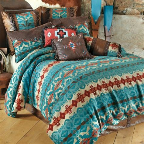 brown and turquoise bedding southwest bedding webnuggetz com