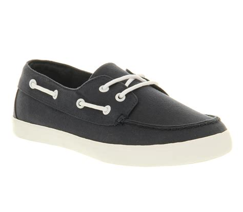 boat shoes office office porthole boat shoe navy canvas flats