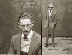 Australia Criminal Record Vintage Mugshots Of 1920s Australian Criminals That Hide Their Sinister Crimes Daily