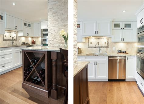 functional kitchen design functional kitchen design modernizes 80s waterfront condo