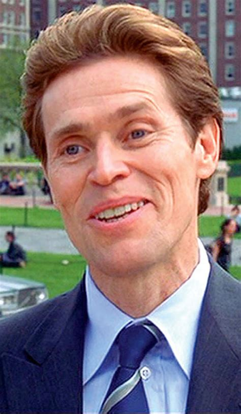 actor in goblin green goblin willem dafoe spider man movie character