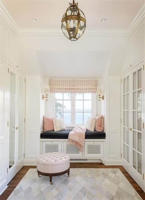 pink and white dressing room most popular mid year rooms of 2017