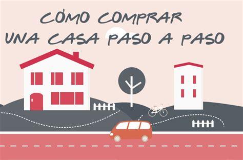 compra casa el proceso de compra de una vivienda