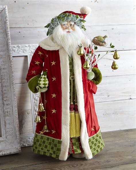 mackenzie childs snowman mackenzie childs noel santa neiman santa claus neiman noel