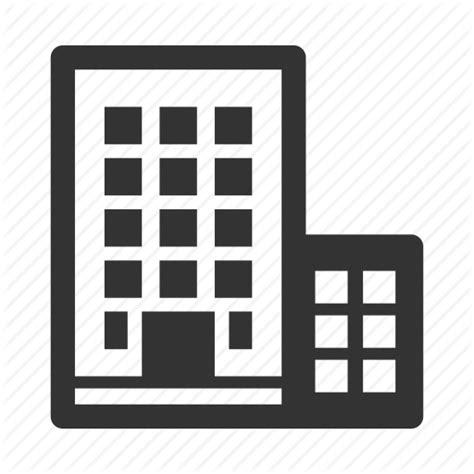 design icon head office building business construction head quarters hq job
