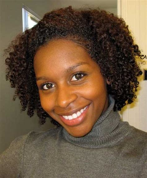20 Cute Short Natural Hairstyles   Love this Hair