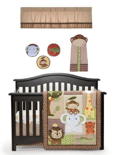 Crib Walking by Line Jungle Walk 4 Crib Bedding Set Atso