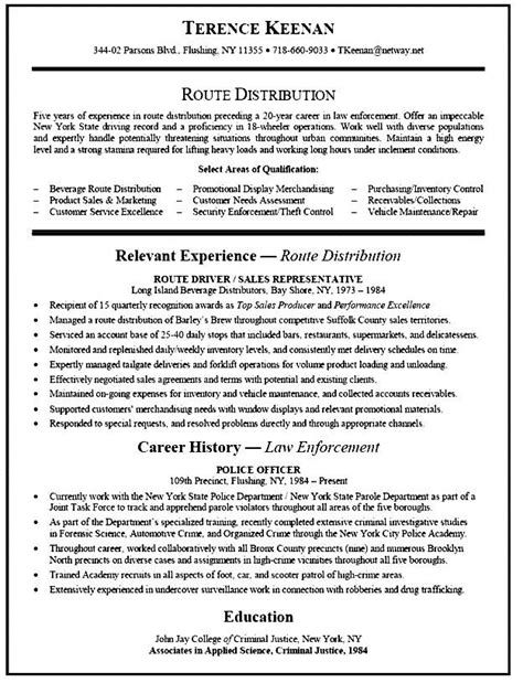 outside sales resume sle sle resume for and craft 28 images journalism resume