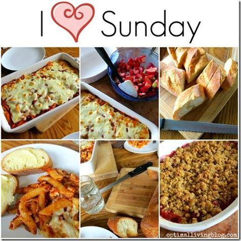sunday dinner ideas once in while dinners pinterest