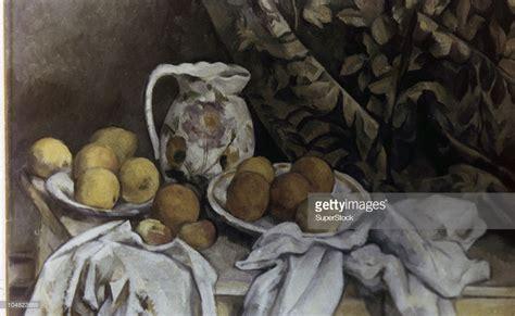 still life with drapery still life with drapery by paul cezanne 18981899 stock