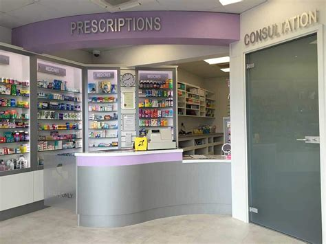 pharmacy interior design retail and pharmacy shop fitting portfolio p4 interiors