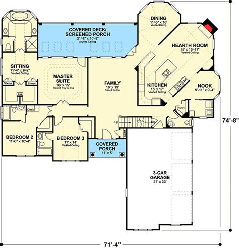 brick home floor plans best 25 brick ranch house plans ideas on pinterest ranch