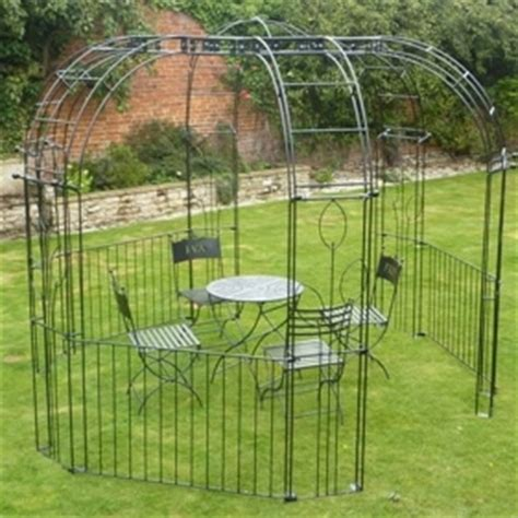 Cheap Gazebo With Side Panels High Quality Cheap Garden Arches
