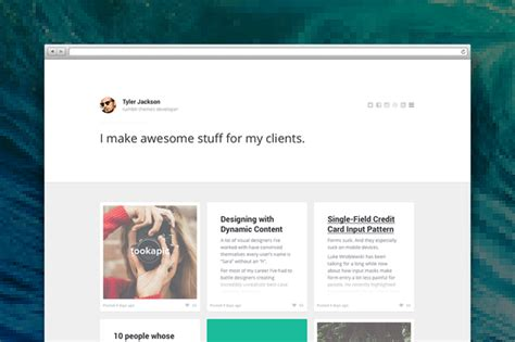 tumblr layout maker creator tumblr theme tumblr themes on creative market