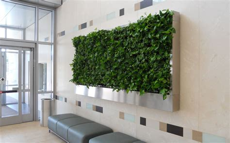 Indoor Gardens Nestaspace Com Magazine Interior Wall Garden