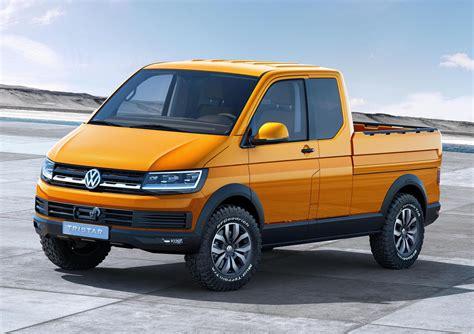 volkswagen truck concept future vw truck autos weblog